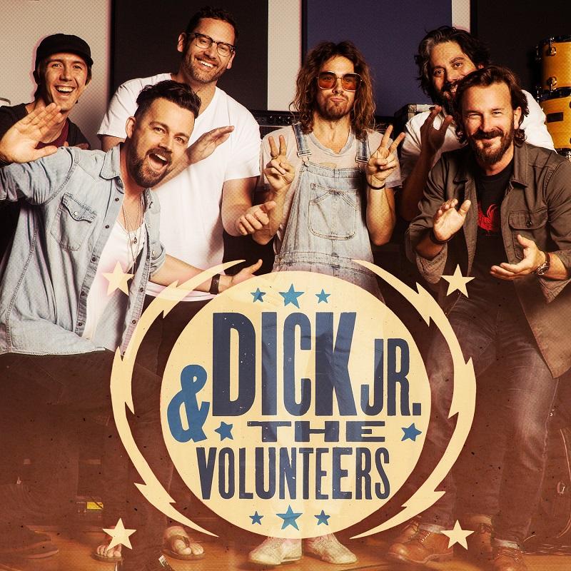 Dick Jr. and the Volunteers