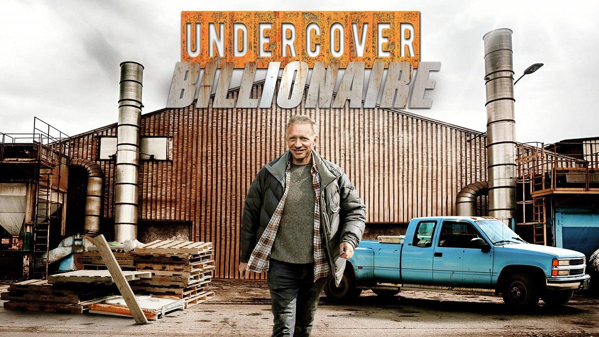 Undercover Billionaire